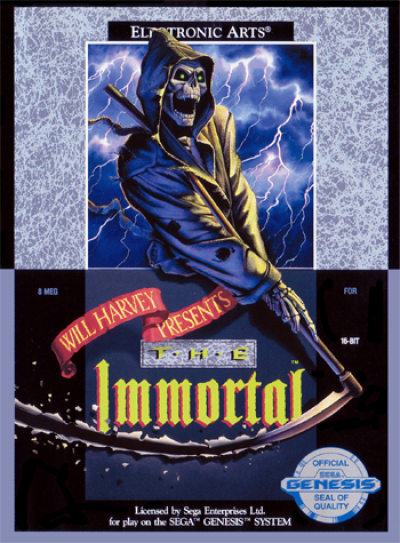 Rom juego Immortal, The