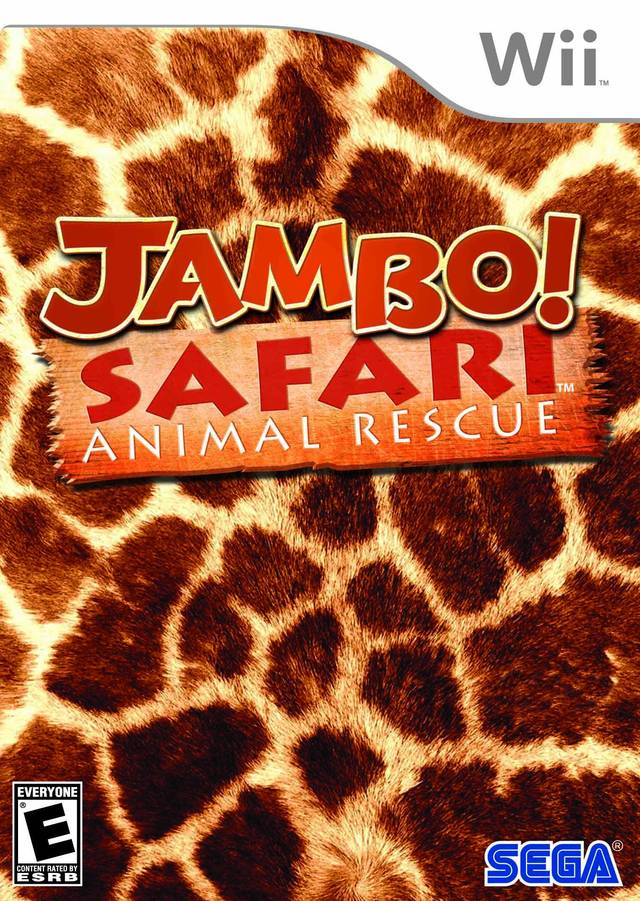 Rom juego Jambo Safari Animal Rescue