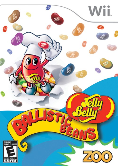 Rom juego Jelly Belly Ballistic Beans