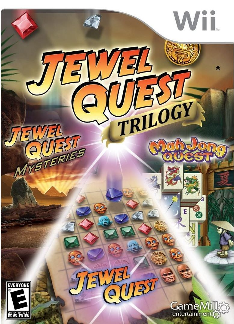 Rom juego Jewel Quest Trilogy