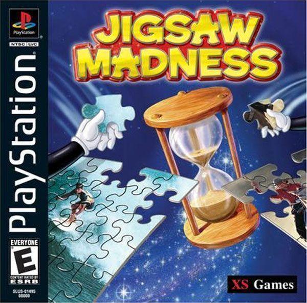 Rom juego Jigsaw Madness