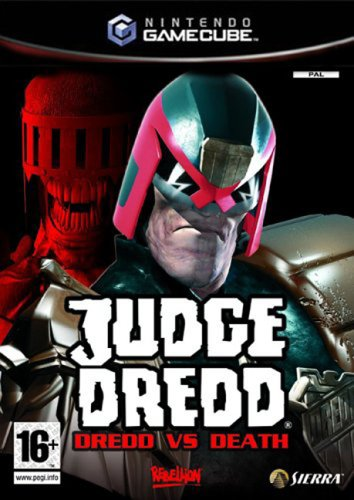 Rom juego Judge Dredd Dredd Vs. Death