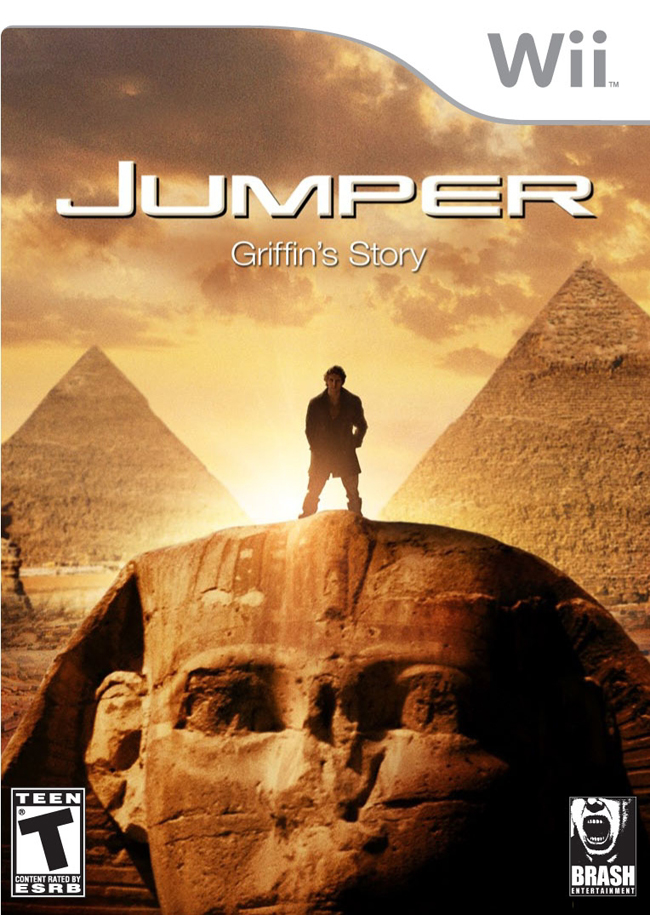 Rom juego Jumper- Griffin's Story