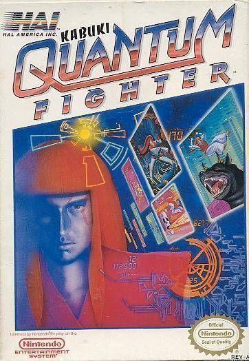 Rom juego Kabuki - Quantum Fighter