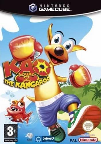 Rom juego Kao The Kangaroo Round 2