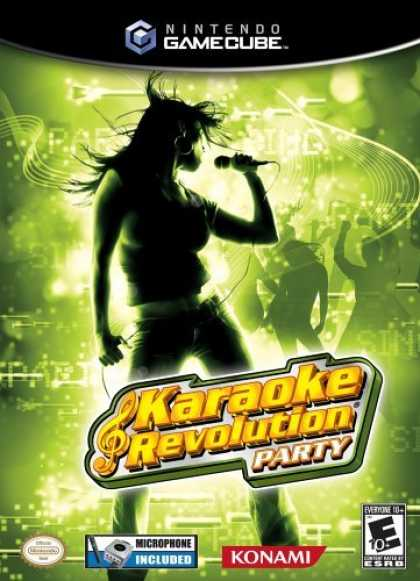 Rom juego Karaoke Revolution Party
