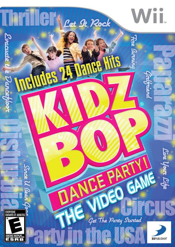 Rom juego Kids Bop Dance Party