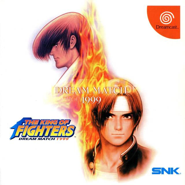 Rom juego King Of Fighters The Dream Match 1999