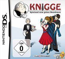 Rom juego Knigge - Spielend Zum Guten Benehmen