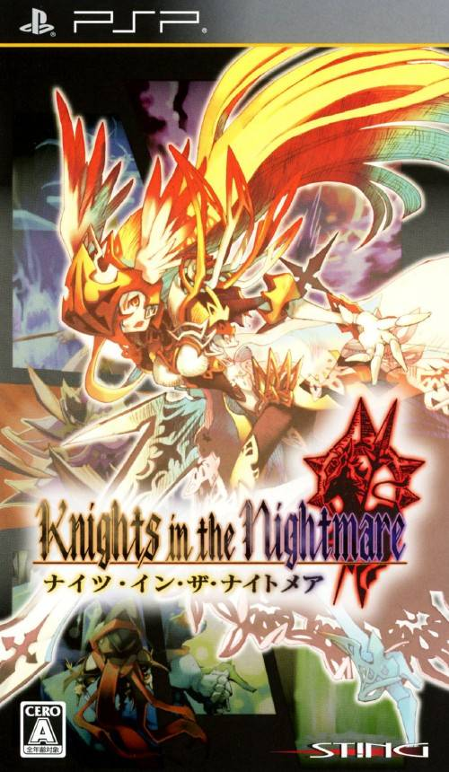 Rom juego Knights In The Nightmare