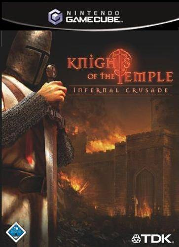 Rom juego Knights Of The Temple Infernal Crusade