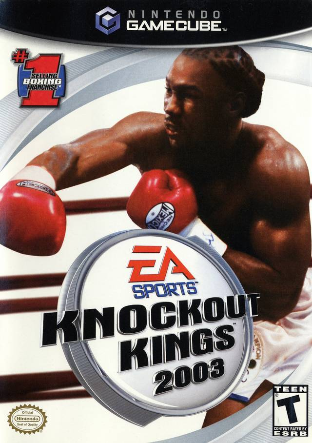 Rom juego Knockout Kings 2003