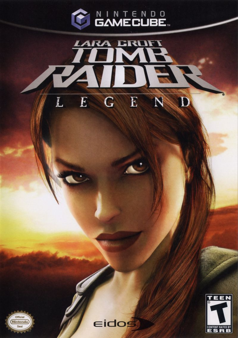 Rom juego Lara Croft Tomb Raider Legend