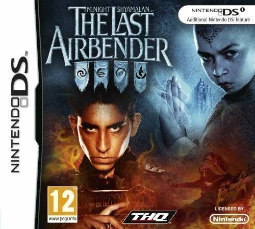 Rom juego Last Airbender, The