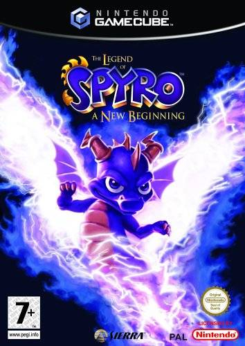 Rom juego Legend Of Spyro The A New Beginning