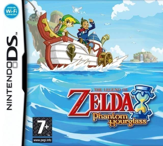 Rom juego Legend Of Zelda - Phantom Hourglass, The