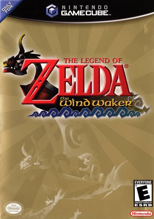 Rom juego Legend Of Zelda The The Wind Waker