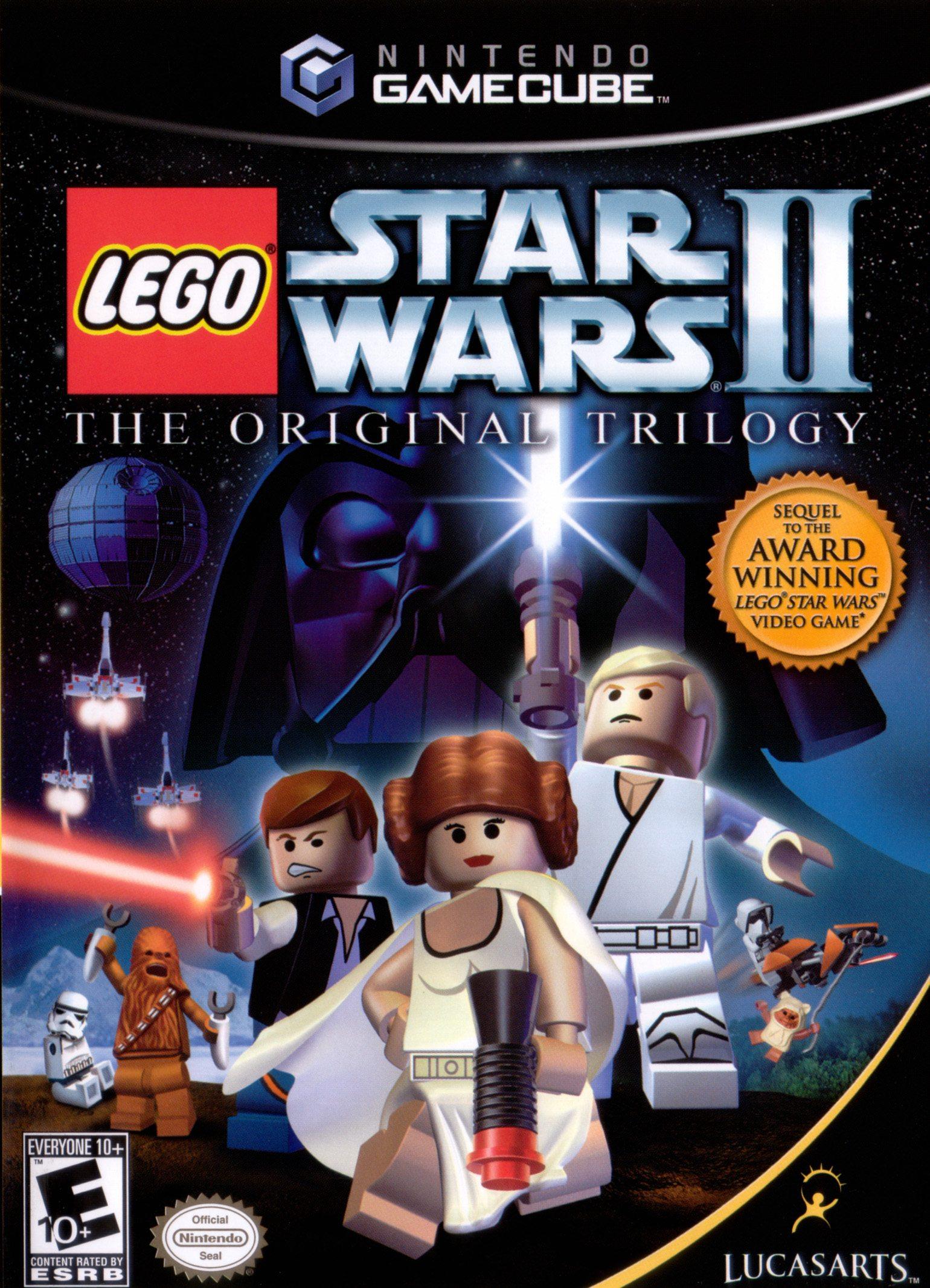 Rom juego LEGO Star Wars II The Original Trilogy