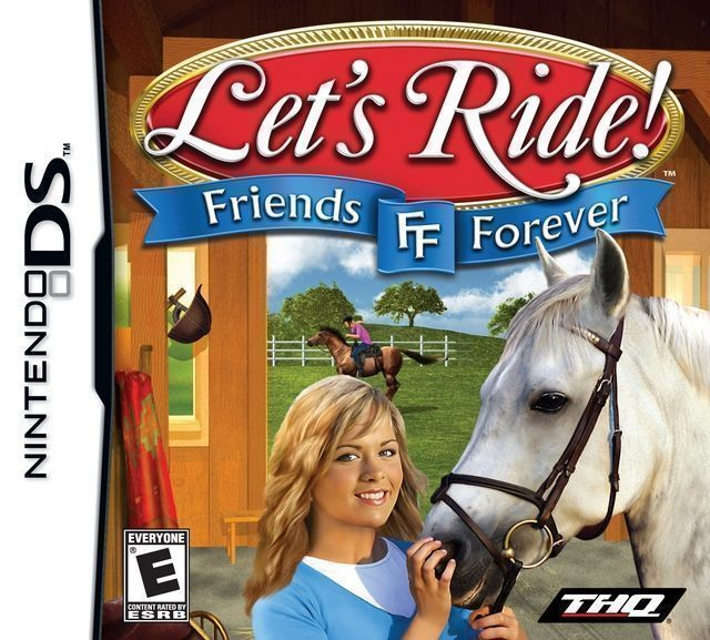 Rom juego Let's Ride - Friends Forever