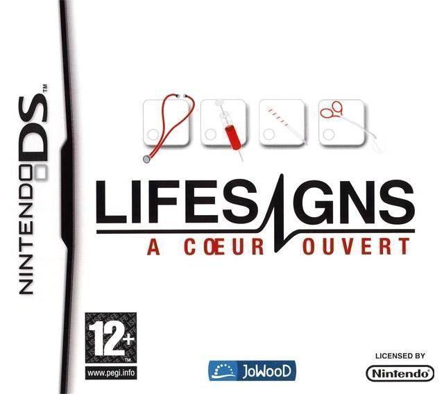 Rom juego LifeSigns - Hospital Affairs