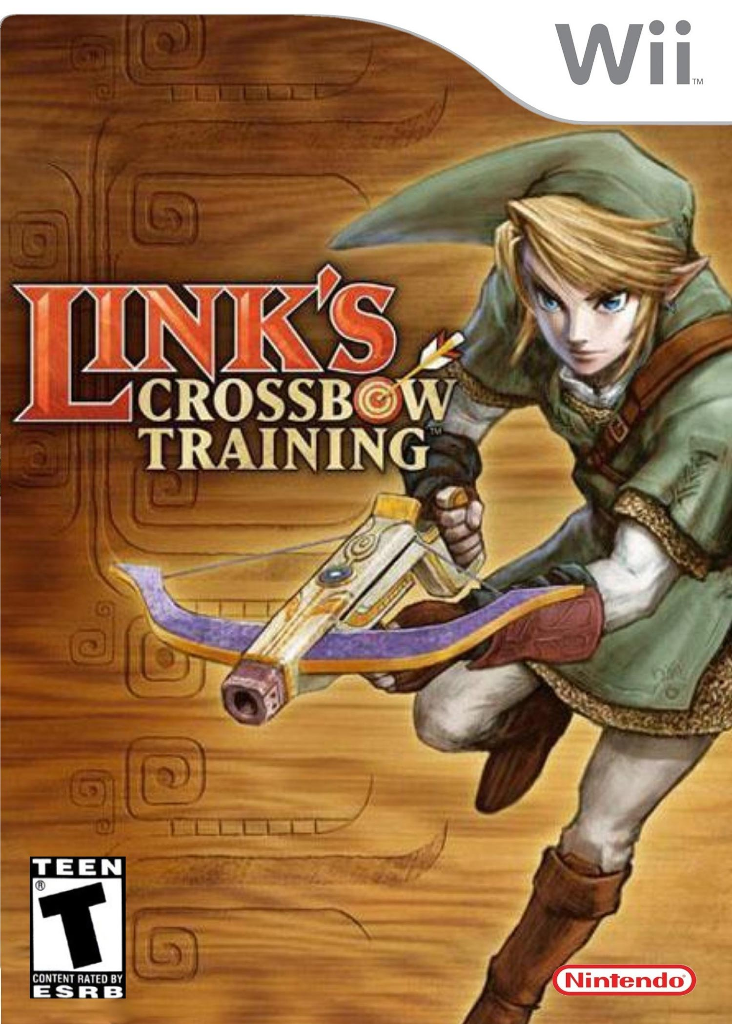Rom juego Links Crossbow Training