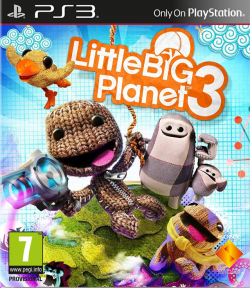 Rom juego Little Big Planet 3