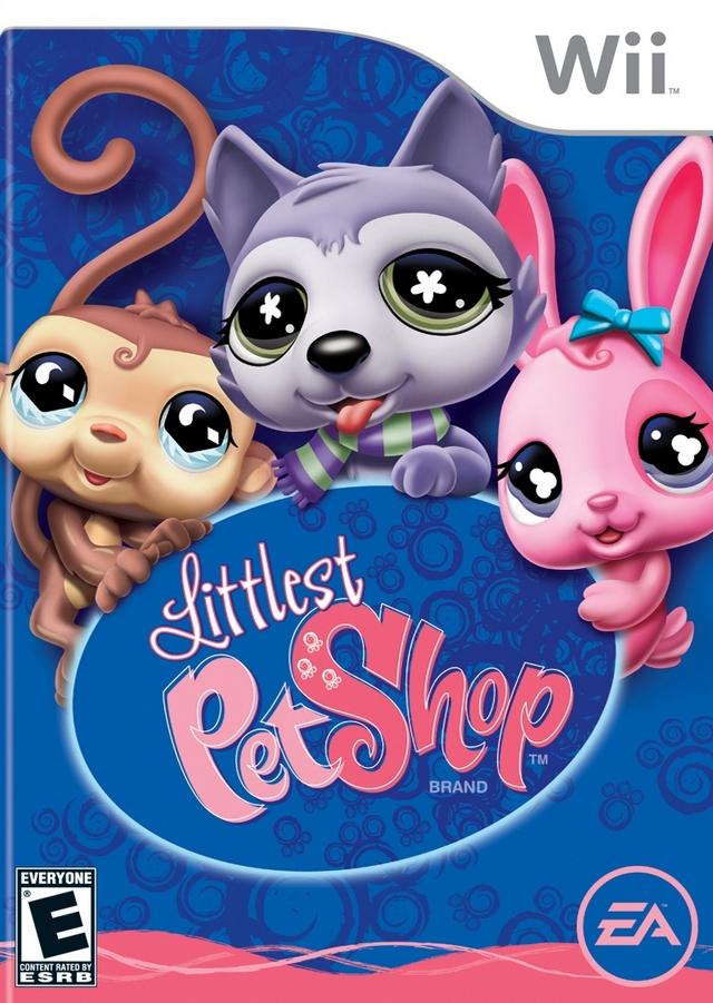 Rom juego Littlest Pet Shop