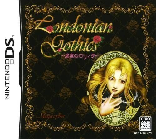 Rom juego Londonian Gothics - Meikyuu No Lolita