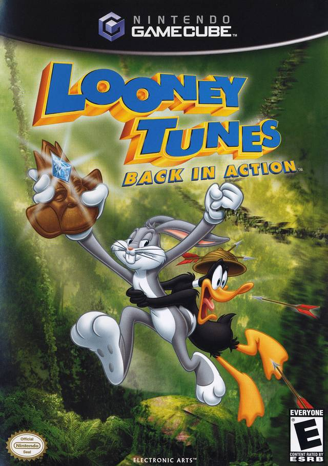 Rom juego Looney Tunes Back In Action