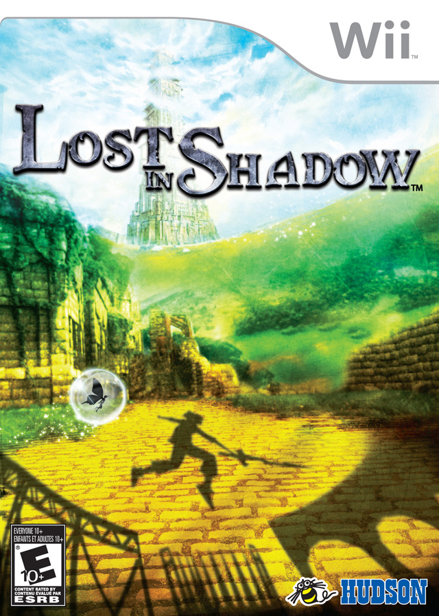 Rom juego Lost In Shadow
