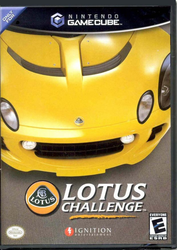 Rom juego Lotus Challenge