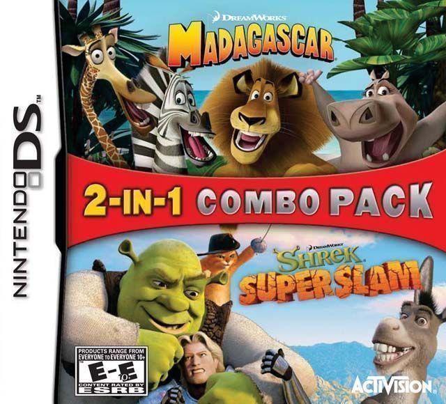 Rom juego Madagascar 2