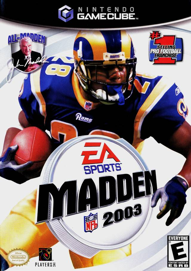Rom juego Madden NFL 2003
