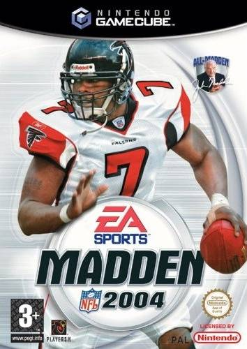 Rom juego Madden NFL 2004