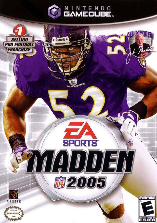 Rom juego Madden NFL 2005