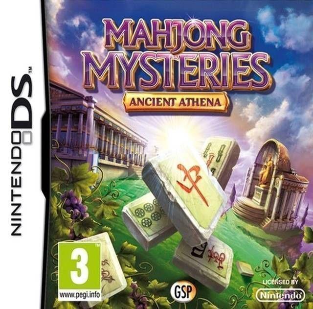 Rom juego Mahjong Mysteries Ancient Athena