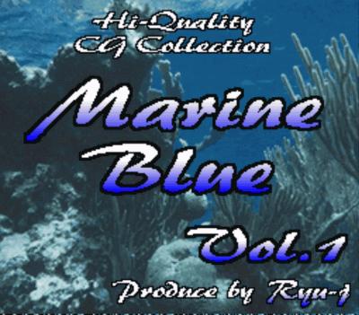 Rom juego Marine Blue Vol.1