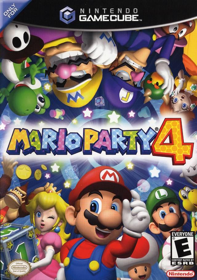 Rom juego Mario Party 4