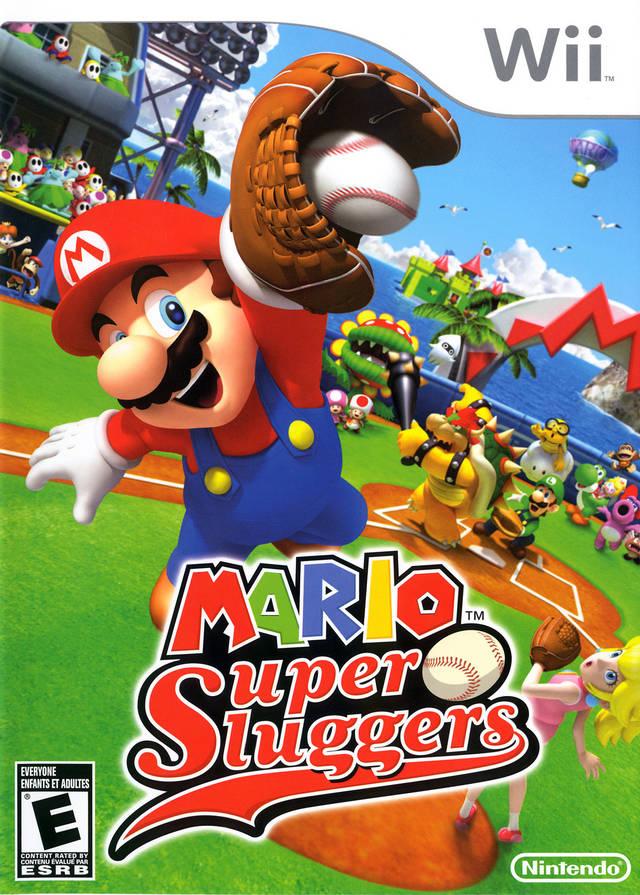 Rom juego Mario Super Sluggers