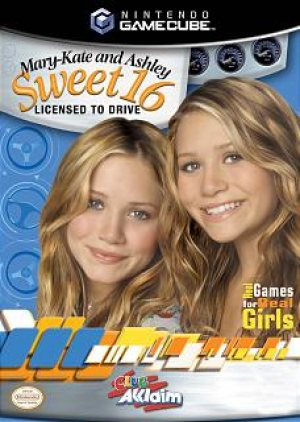 Rom juego Mary Kate And Ashley Sweet 16 Licensed To Drive