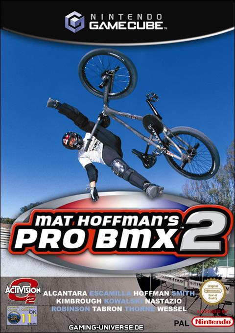 Rom juego Mat Hoffman's Pro BMX 2