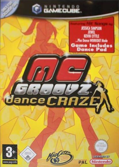Rom juego MC Groovz Dance Craze