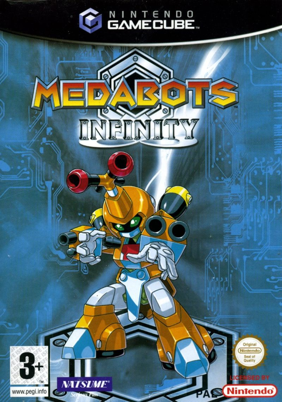Rom juego Medabots Infinity