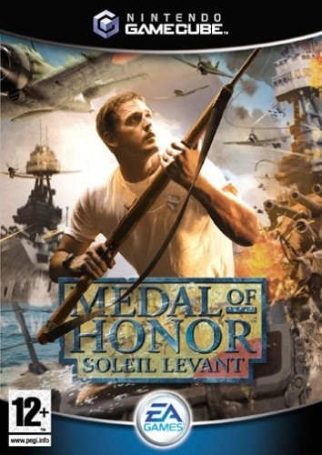 Rom juego Medal Of Honor Soleil Levant  - Disc #1