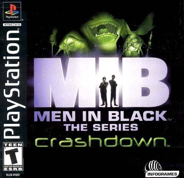 Rom juego Men In Black The Series Crashdown