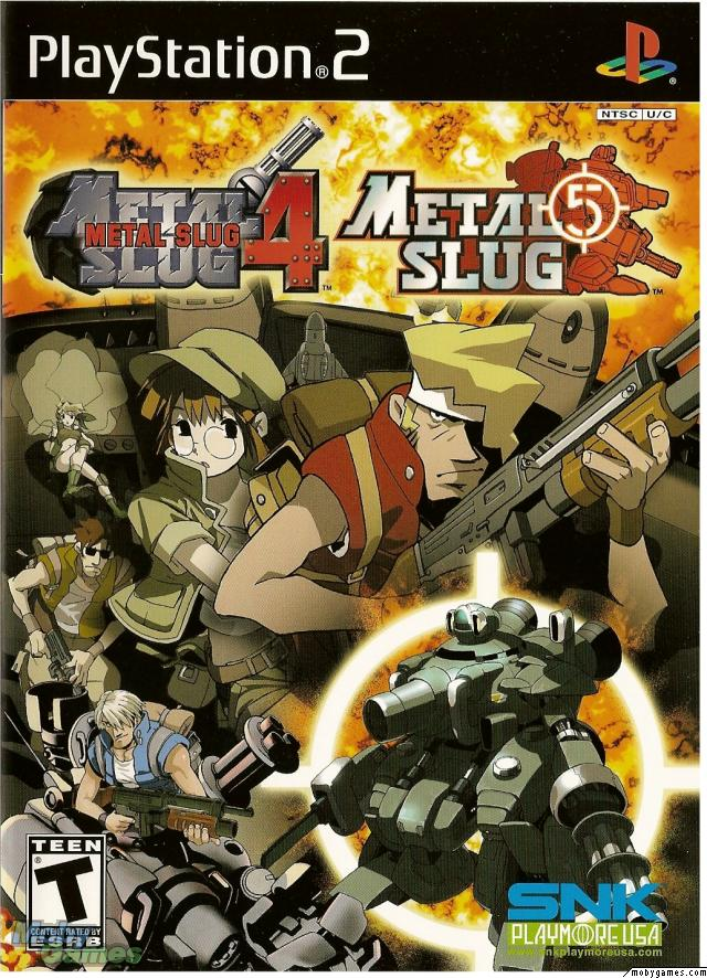 Rom juego Metal Slug 5