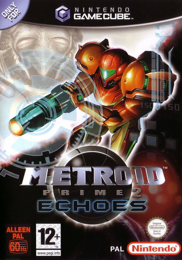 Rom juego Metroid Prime 2 Echoes