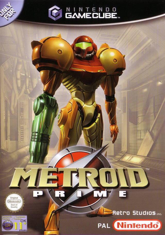 Rom juego Metroid Prime
