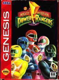 Rom juego Mighty Morphin Power Rangers