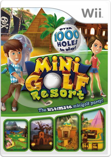 Rom juego Mini Golf Resort